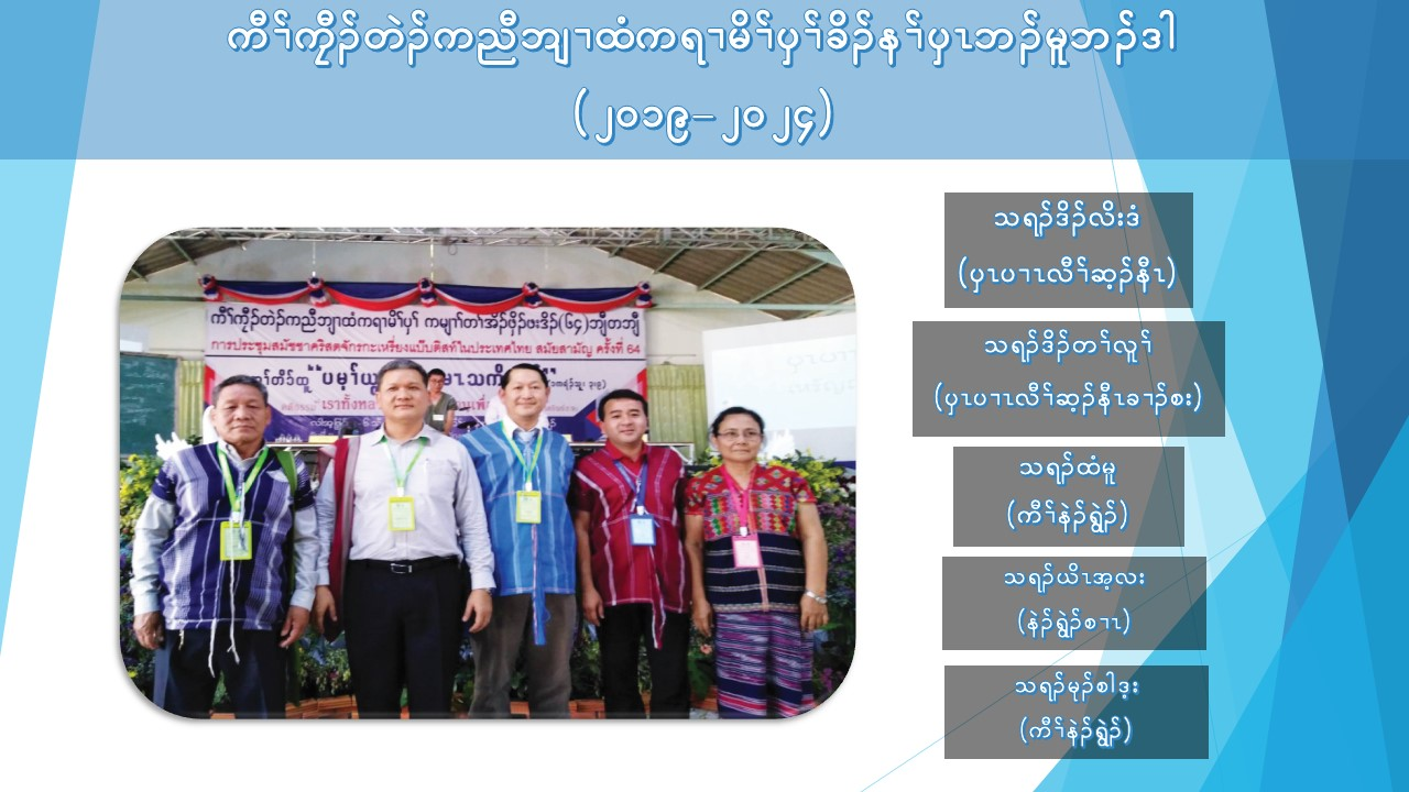 tkbc Leaders 2019